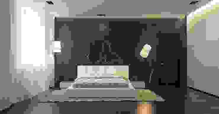Quartos minimalistas por BIARTI - создаем минималистский дизайн интерьеров Minimalista