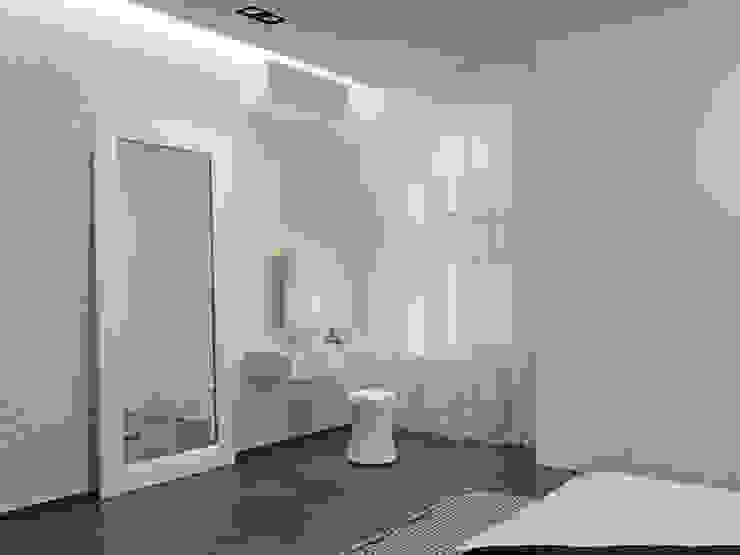 Японский минимализм Спальня в стиле минимализм от BIARTI - создаем минималистский дизайн интерьеров Минимализм