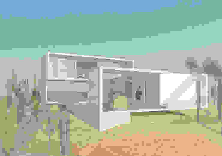 Casa CB125 Casas modernas de Velazco & Rodriguez Moderno