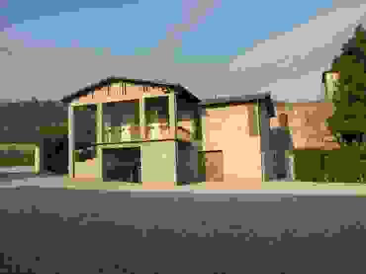 Studio Feiffer & Raimondi Maisons rustiques