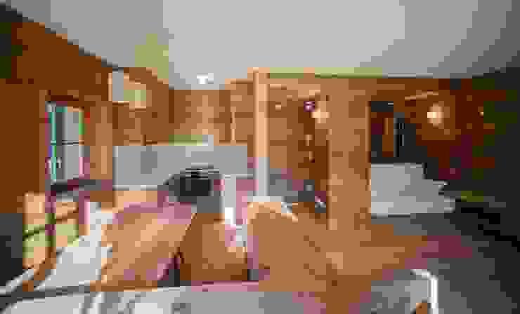 Moderne Wohnzimmer von Architetto Beltrame Claudio Modern