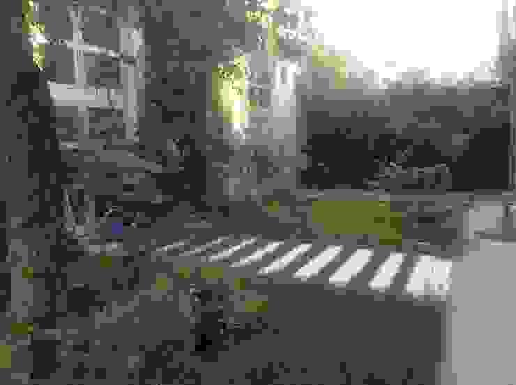 il giardino Luisa Olgiati Giardino anteriore