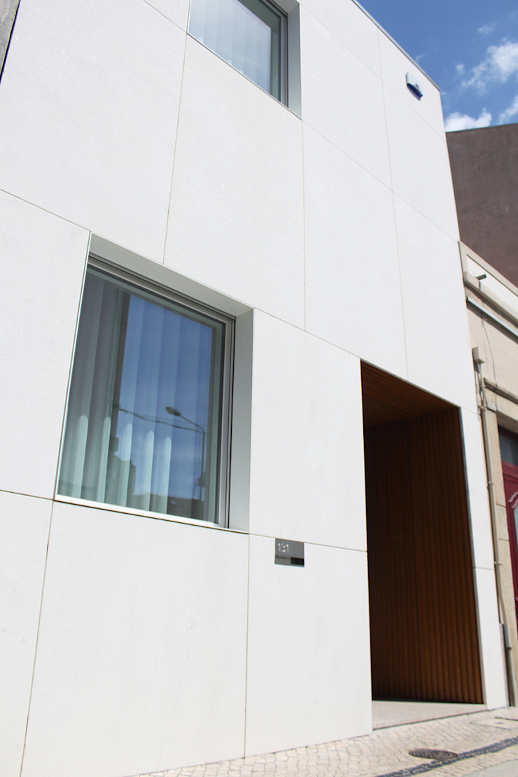 PFS-arquitectura Будинки