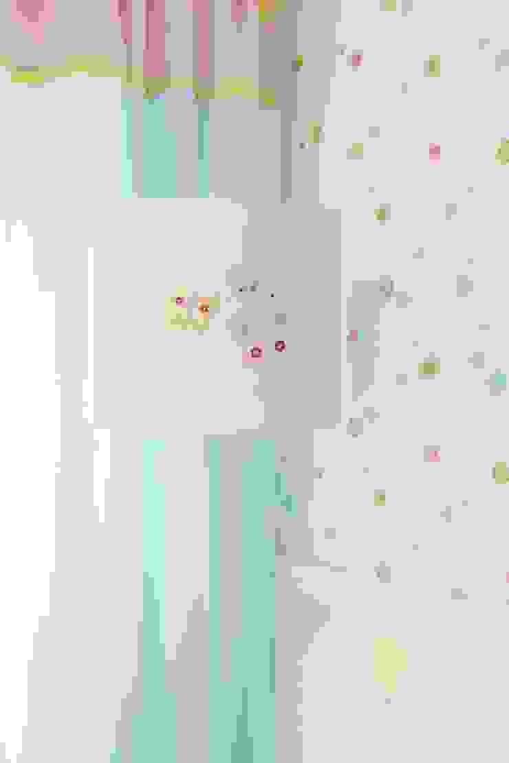 annette frank gmbh Chambre d'enfantsEclairage Coton Multicolore