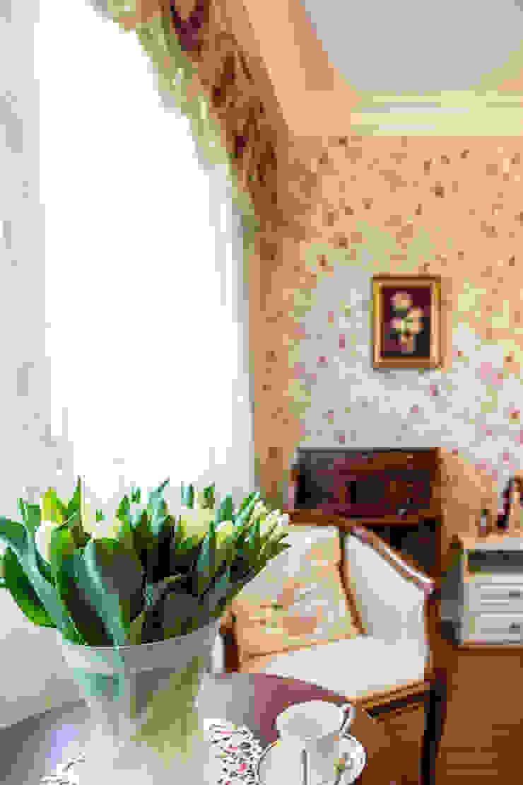 Dom w Bielicach Klasyczna sypialnia od Gzowska&Ossowska Pracownie Architektury Wnętrz Klasyczny