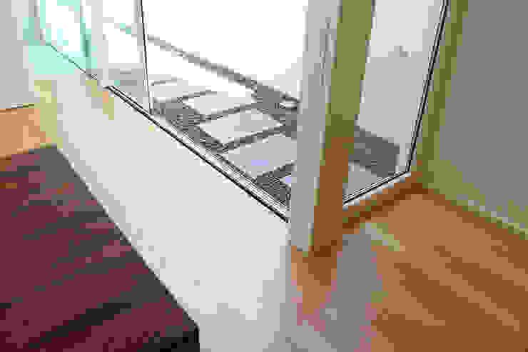 HOUSE NM_PÓVOA DE VARZIM_2015 Cozinhas minimalistas por PFS-arquitectura Minimalista