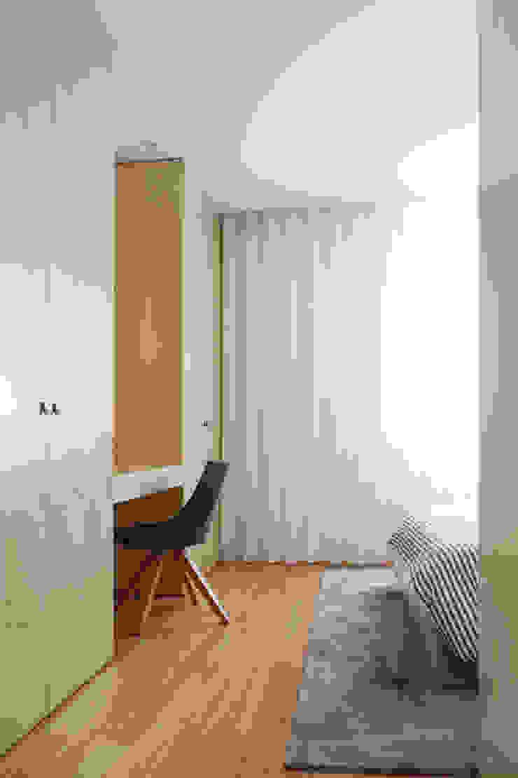 PFS-arquitectura Спальня