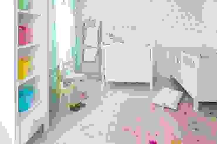 annette frank gmbh Chambre d'enfant originale Bois Multicolore