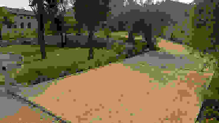 Studio Feiffer & Raimondi Colonial style garden