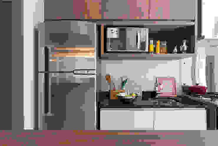 Ipiranga | Decorados Cozinhas modernas por SESSO & DALANEZI Moderno