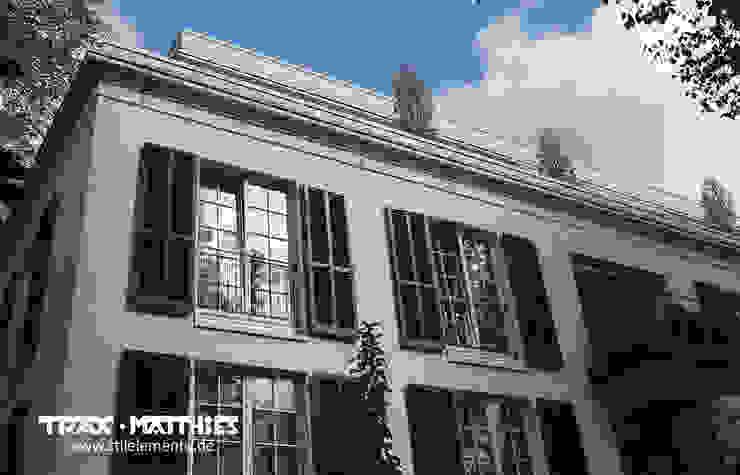 Wie kann ich meine Hausfassade neu gestalten?