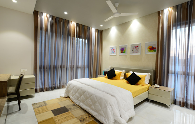 Residential Villa, Hyderabad by Mohan Consultants