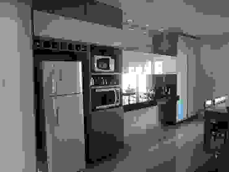 Espaço Gourmet Cozinhas modernas por Edifique Arquitetura & Interiores Moderno