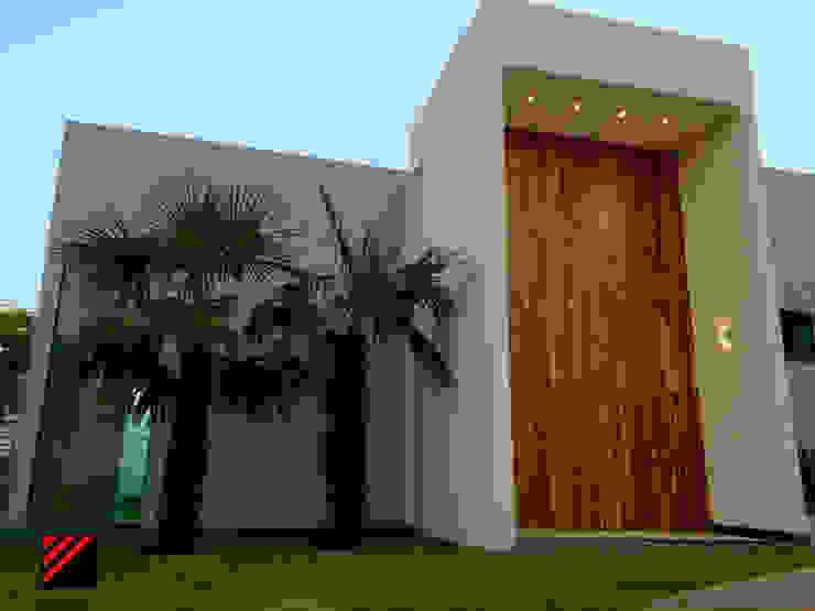 Casa Moderna Casas modernas por Fazzioni Moderno