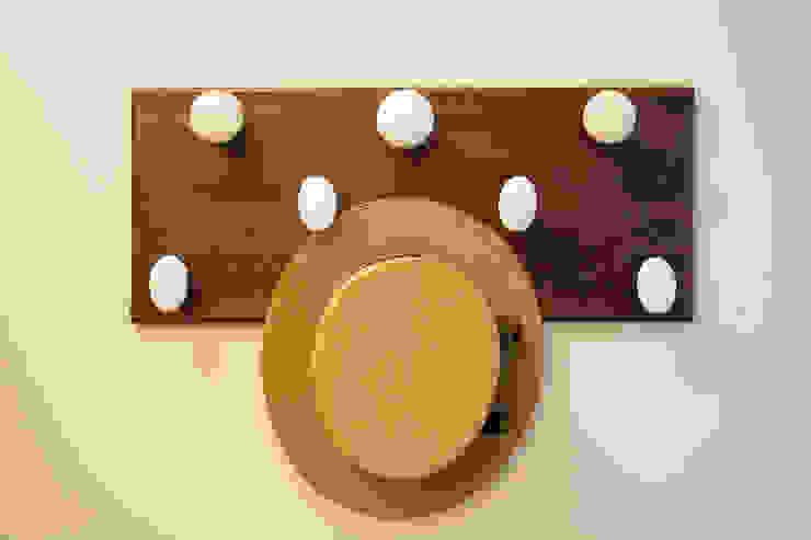 Leticia Sá Arquitetos Living roomAccessories & decoration Wood
