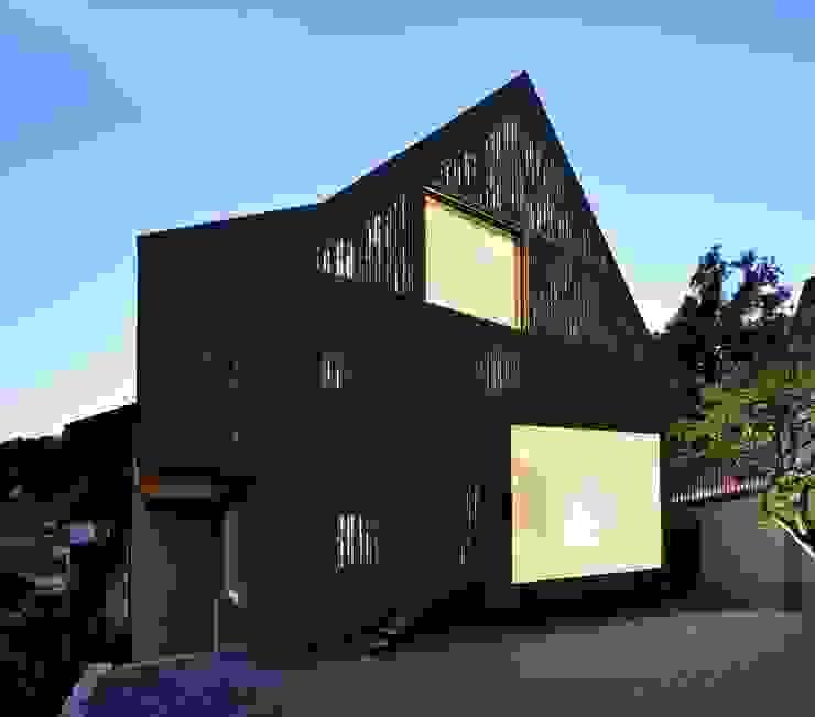 Projekty,  Domy zaprojektowane przez L3P Architekten ETH FH SIA AG, Nowoczesny