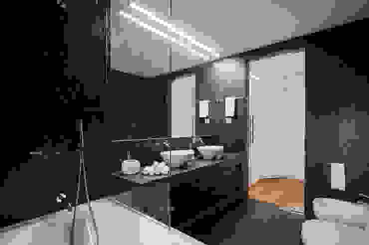 Minimalistische Badezimmer von Vanessa Santos Silva | Arquiteta Minimalistisch