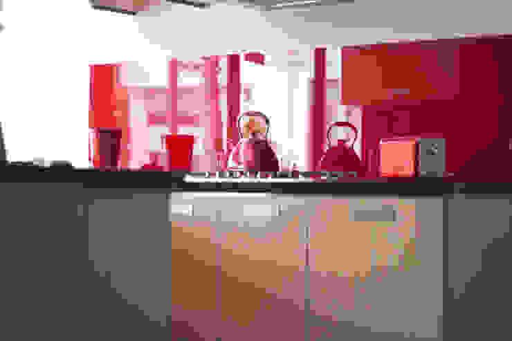 Dapur Modern Oleh Avianda Kitchen Design Modern Kaca