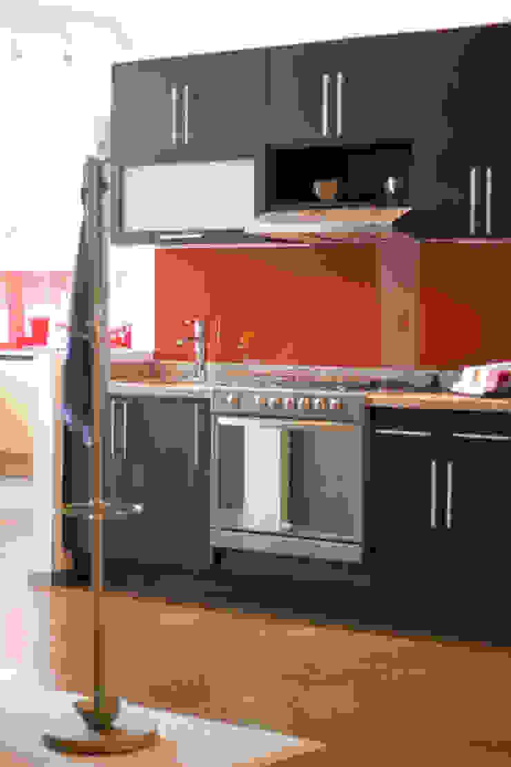 Dapur Modern Oleh Avianda Kitchen Design Modern Kayu Buatan Transparent
