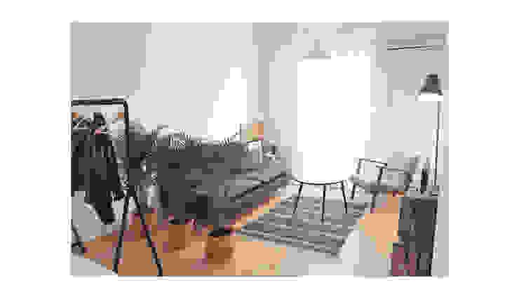 Salas de estilo moderno de SUIN design studio Moderno