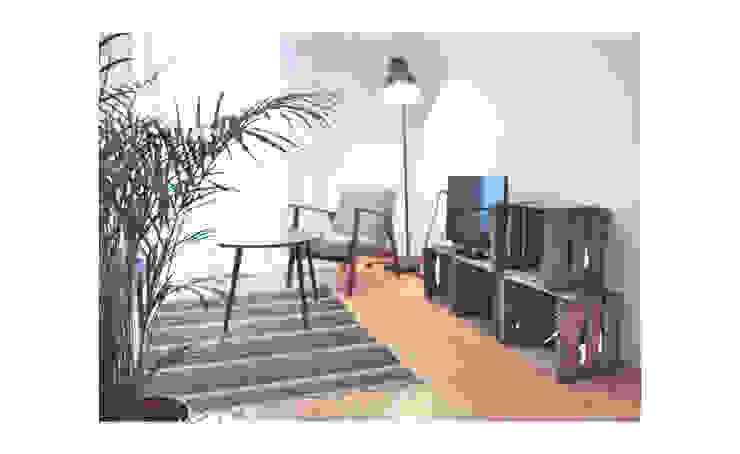 Salon moderne par SUIN design studio Moderne
