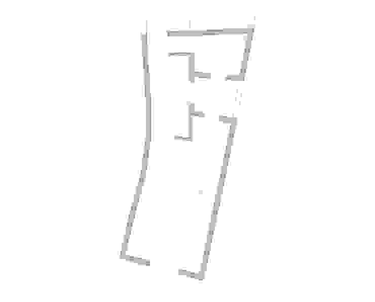 Casas modernas de SUIN design studio Moderno