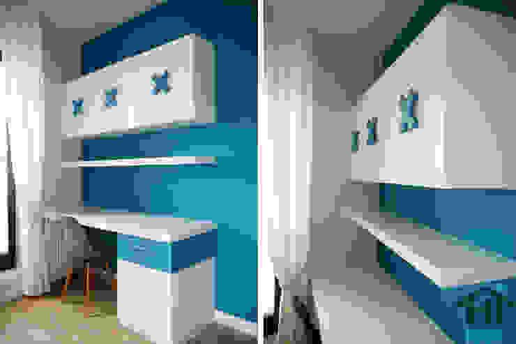 Hi home Modern Kid's Room MDF White