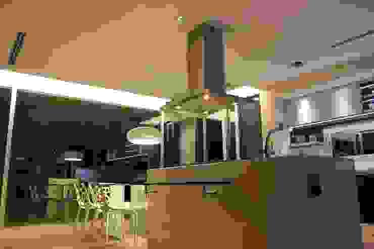 Moderne Küchen von cm espacio & arquitectura srl Modern