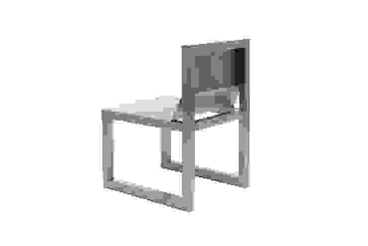 Silla Lyon de Etienne Design Minimalista Metal