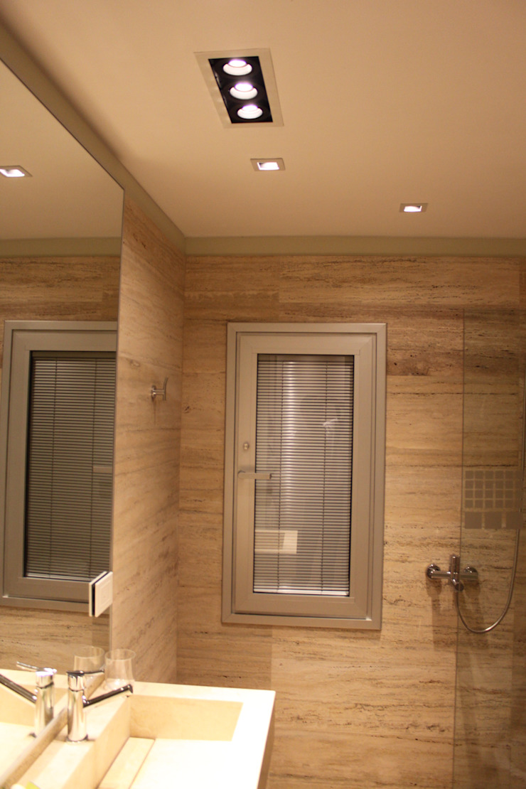 Moderne Badezimmer von cm espacio & arquitectura srl Modern