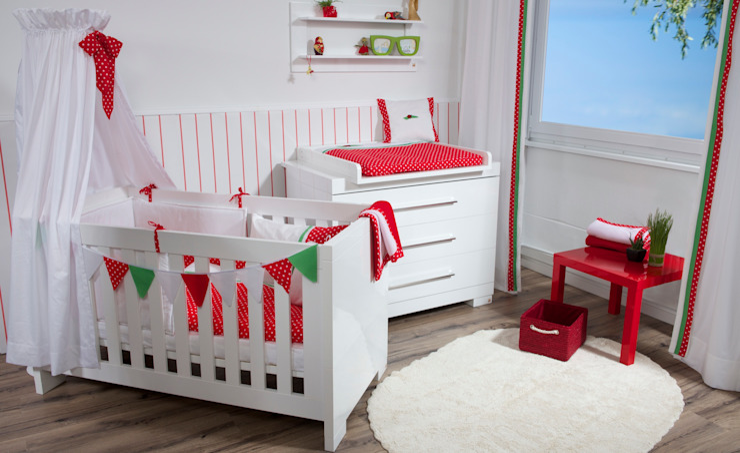 Kidsroomstyle/KRS-Design:  tarz Çocuk Odası,