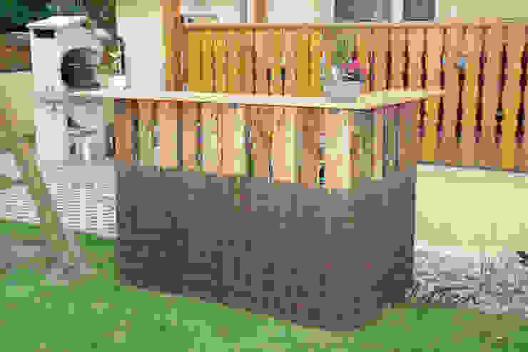 de estilo industrial de Paletten-Style, Industrial Madera Acabado en madera