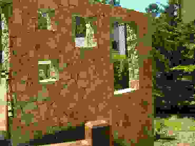 Casa Muro 2 de Rr+a bureau de arquitectos - La Plata