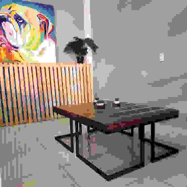 Mesa de centro de Diseñería 72ocho10 Minimalista Madera Acabado en madera