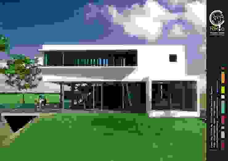 por Rr+a bureau de arquitectos - La Plata Moderno