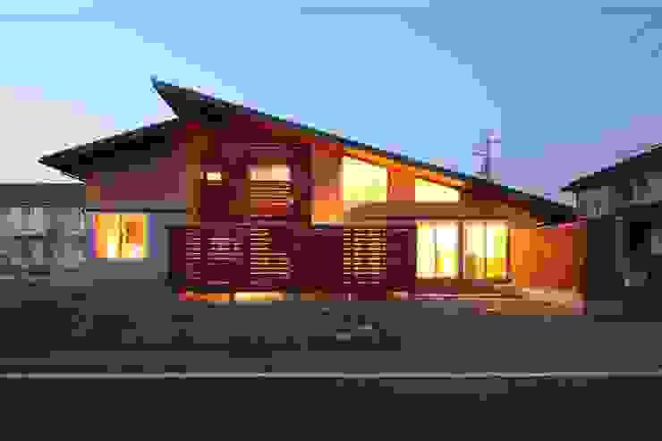 陽ごこちの家 群馬県 高崎市 オリジナルな 家 の 田村建築設計工房 オリジナル