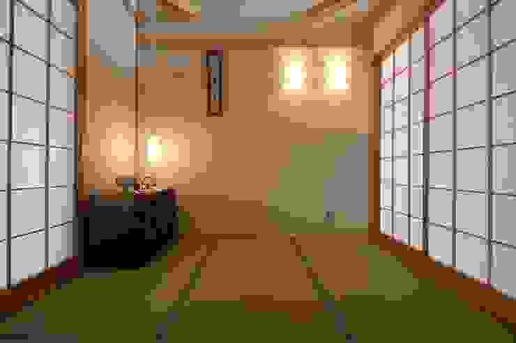 陽ごこちの家 群馬県 高崎市 オリジナルデザインの 多目的室 の 田村建築設計工房 オリジナル