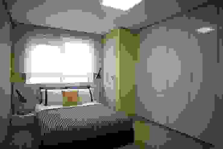two room : design seoha의  침실,모던