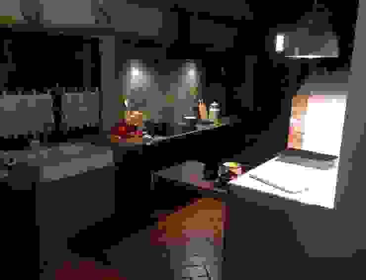 Dom Nowoczesna jadalnia od modern studio architektury maciej rempalski Nowoczesny