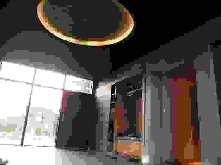 Dom Nowoczesny salon od modern studio architektury maciej rempalski Nowoczesny