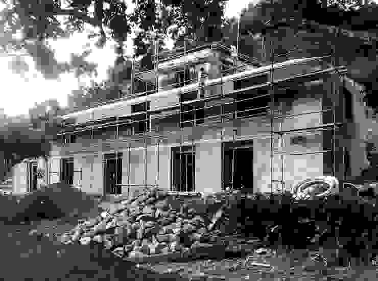 Casa Ribeira Seca por MSB Arquitectos