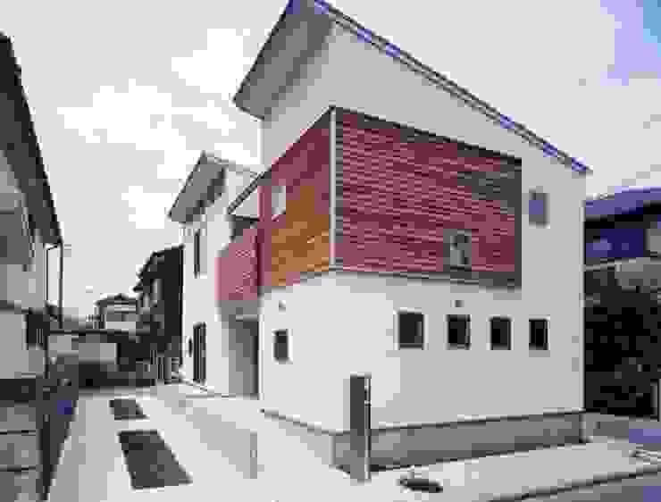 光土間の家 モダンな 家 の 池野健建築設計室 モダン