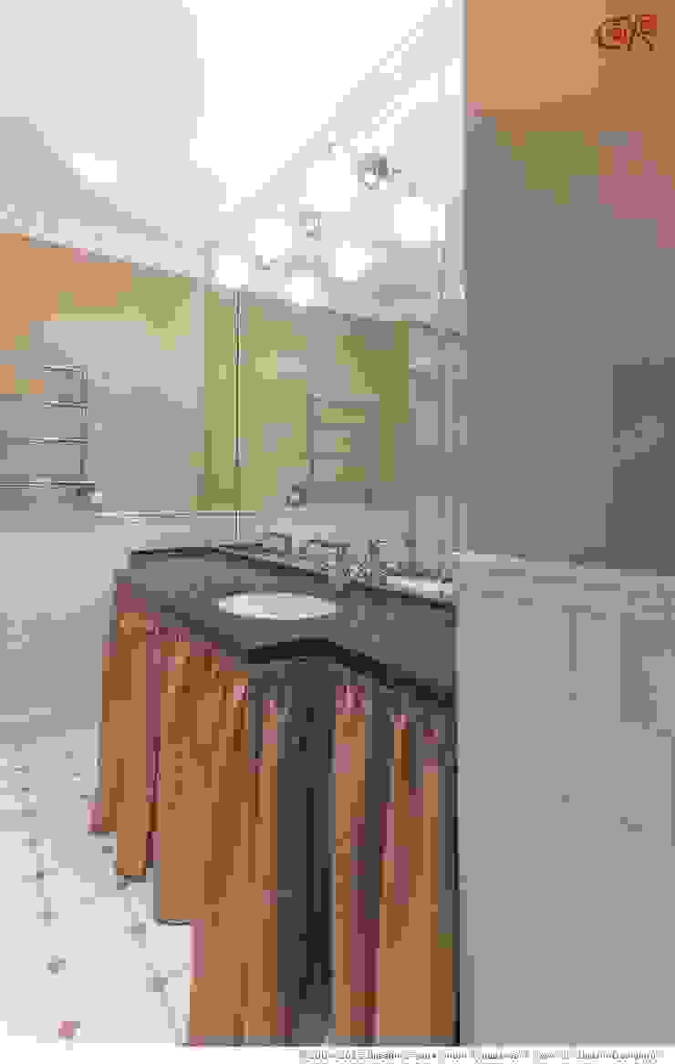 Ремонт ванной комнаты в квартире на Остоженке Ванная в классическом стиле от Дизайн студия Ольги Кондратовой Классический