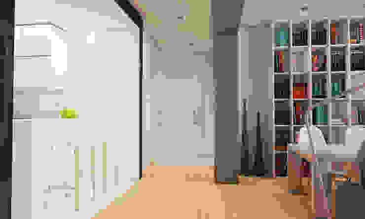 por auno50 interiorismo Moderno