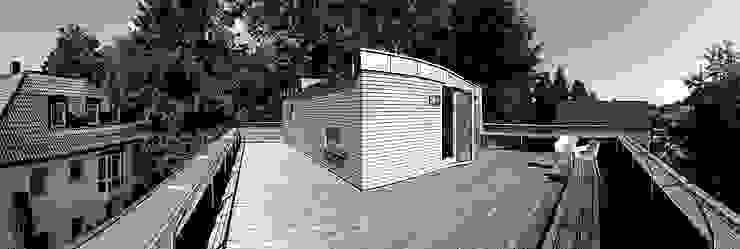 根據 Fürst & Niedermaier, Architekten 現代風 木頭 Wood effect