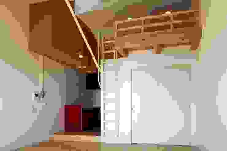 ロフト付住戸 モダンな 家 の フィールド建築設計舎 モダン