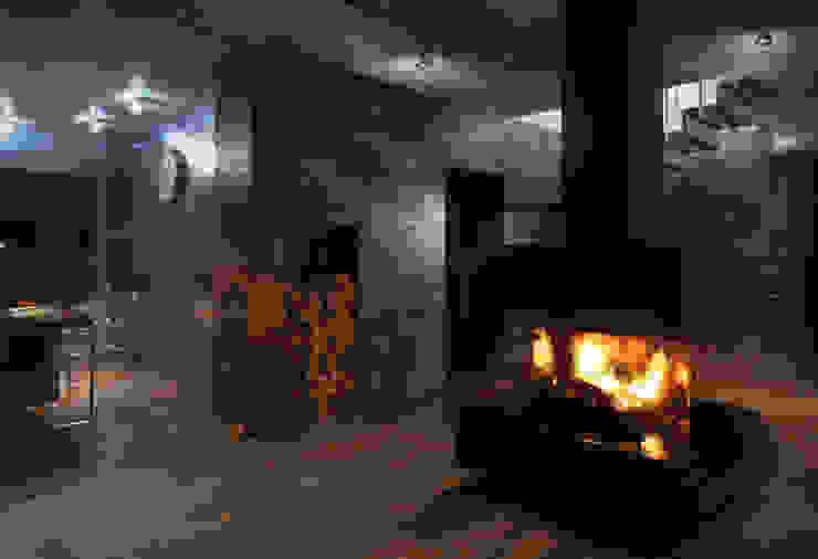 Modern Living Room by Jeżewska & Zakrawacz Modern