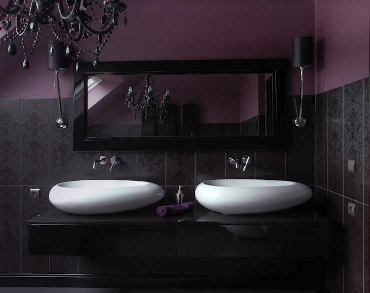 Modern Bathroom by Jeżewska & Zakrawacz Modern