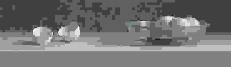 Romeins glas en eierschalen van Museum Helmantel Klassiek