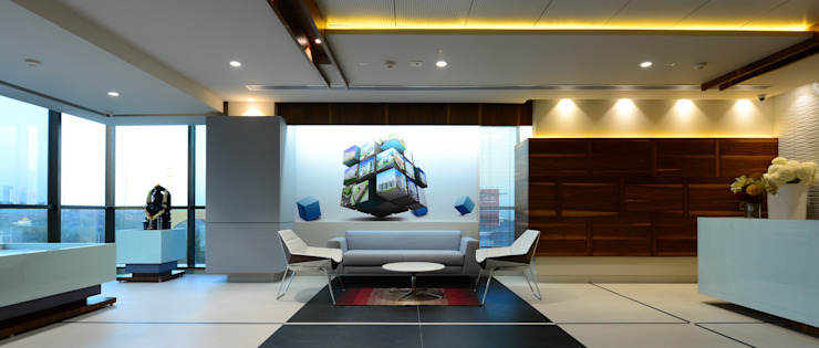 Corporate Office Hyderabad by Mohan Consultants